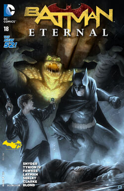 Batman Eternal Vol 1-18 Cover-1