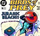 Birds of Prey Issue 5
