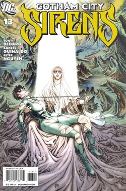 Gotham City Sirens 13