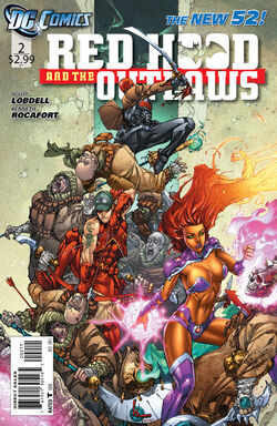 Red Hood and The Outlaws Vol 1-2 Cover-1