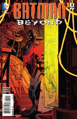 Batman Beyond Vol 6-4 Cover-1