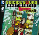Suicide Squad Most Wanted: Deadshot/Katana (Volume 1) Issue 1