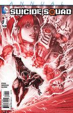 New Suicide Squad Vol 1 Annual 1 Cover-1