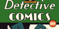 Detective Comics Issue 34