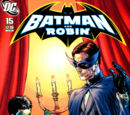 Batman and Robin (Volume 1) Issue 15