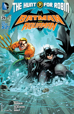 Batman and Robin Vol 2-29 Cover-1
