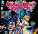 Harley Quinn/Power Girl (Volume 1) Issue 6