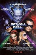 Batman & Robin Comic Book 2 Back
