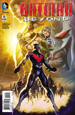 Batman Beyond Vol 6-11 Cover-1