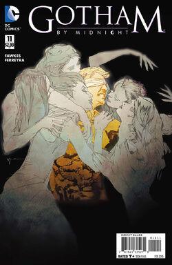 Gotham by Midnight Vol 1-11 Cover-1