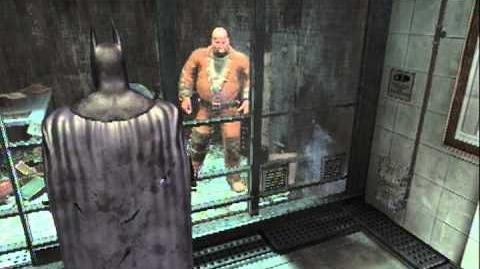 Batman Arkham City - Calender Man Halloween-0