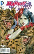 Harley Quinn Vol 2-8 Cover-3