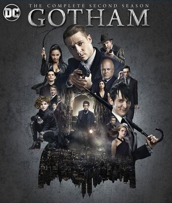Gotham Temporada 2 Batpedia Fandom Powered By Wikia