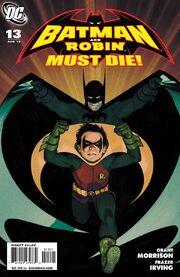 Batman and Robin-13 Cover-2