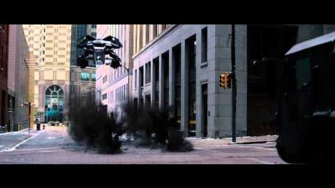 The Dark Knight Rises IMAX TV Spot