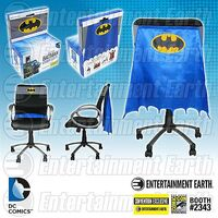 Batman Chair Cape SDCC