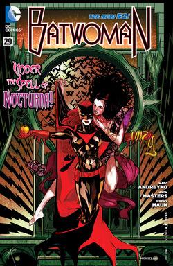 Batwoman Vol 1-29 Cover-1