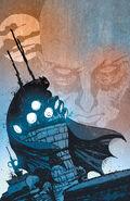 Batman Arkham Unhinged Vol 1 16 Textless