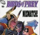 Birds of Prey Issue 103