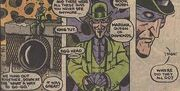 The Riddler mentions people