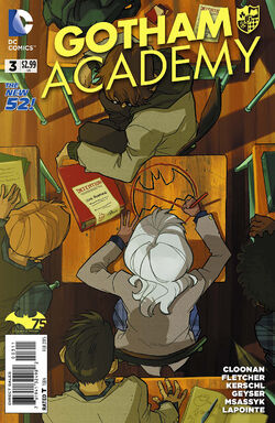 Gotham Academy Vol 1-3 Cover-1