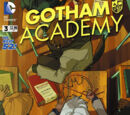 Gotham Academy (Volume 1) Issue 3