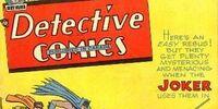 Detective Comics Issue 137