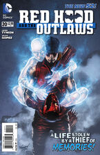 Red Hood and The Outlaws Vol 1-20 Cover-1