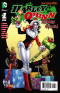 Harley Quinn Holiday Special Vol 2-1 Cover-1