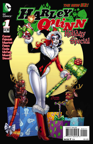 File:Harley Quinn Holiday Special Vol 2-1 Cover-1.jpg