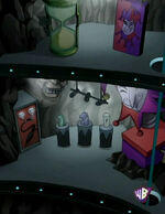 Batcave (The Batman) Trophy Room 01