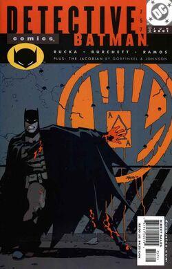 Detective Comics Vol 1-757 Cover-1