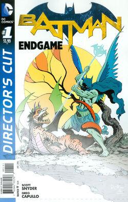 Batman Director's Cut Vol 2-2 Cover-1