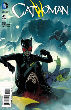 Catwoman Vol 4-49 Cover-1