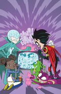Teen Titans Vol 5-10 Cover-2 Teaser