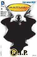 Batman Incorporated Vol 2-8 Cover-3