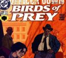 Birds of Prey Issue 27