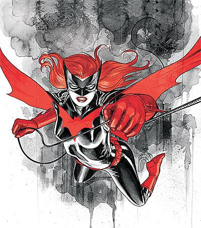 Batwoman New Earth Katherine Kane New Earth 001