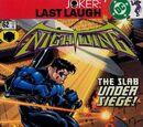 Nightwing (Volume 2) Issue 62