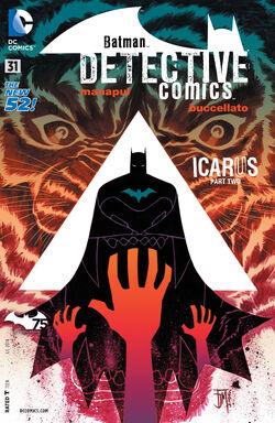 Detective Comics Vol 2-31 Cover-1