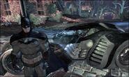 Batmanbatmobile BAA