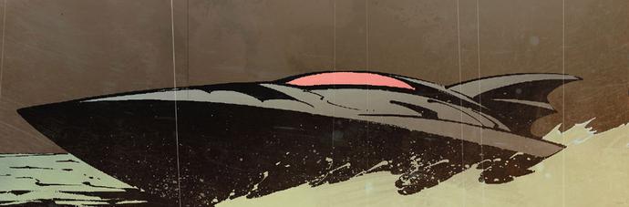 MOC] The Dark Knight's Fleet [Batjet, Batsubmarine, Batmobiles ...