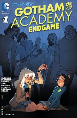 Gotham Academy Endgame Vol 1-1 Cover-1
