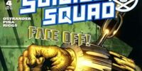 Suicide Squad (Volume 3) Issue 4