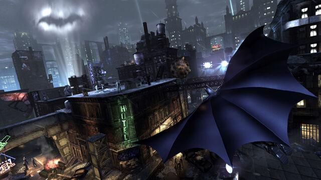 File:BatmanArkhamAsylum-batsignal.jpg