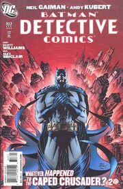 Detective Comics Vol 1-853 Cover-2