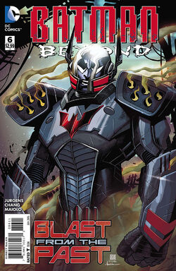 Batman Beyond Vol 6-6 Cover-1