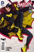 Batgirl Vol 4-35 Cover-4