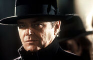 Jack Nicholson as Napier