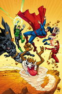 Justice League of America Vol 4-6 Cover-2 Teaser